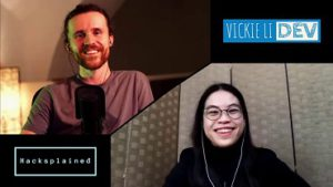 Bug Bounties & InfoSec Jobs With Vickie Li & Hacksexplained