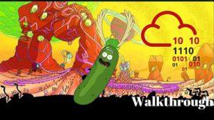 Pickle Rick TryHackMe Walkthrough