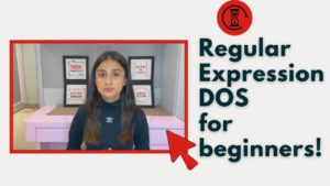 Introduction to Regular Expression DOS (ReDOS)